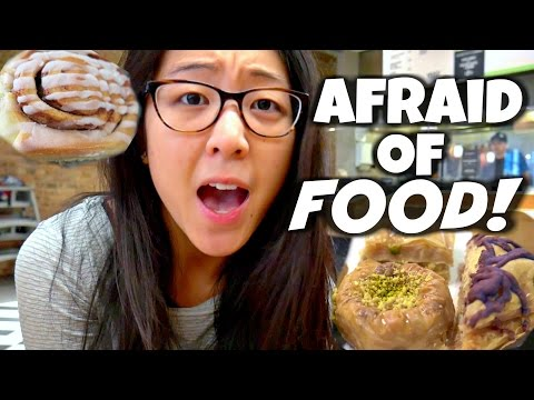 I'M STILL SCARED OF FOOD | What I Ate Today