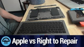 Kyle Wiens: Apple vs the Right to Repair