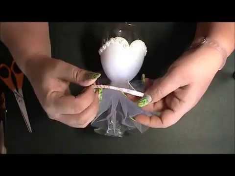 Pearl Wine Glass For Brides