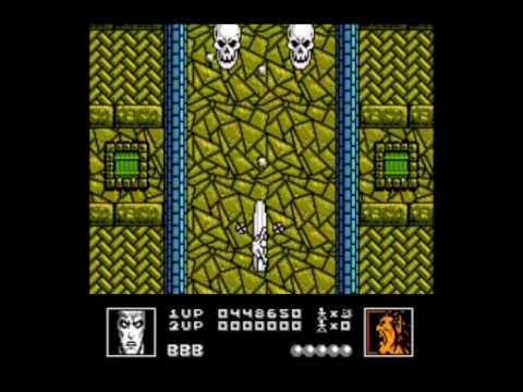 Silver Surfer (NES) playthrough (no cheats)