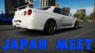 Forza Horizon 3 - Japan Car Meet