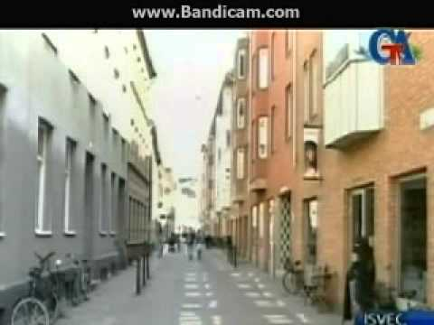Bokus television systems joking reportage video about Sweden and the people interview