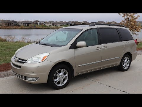 2004 Toyota Sienna AWD Review | Still Like-New After 15 Years And 164k Miles?
