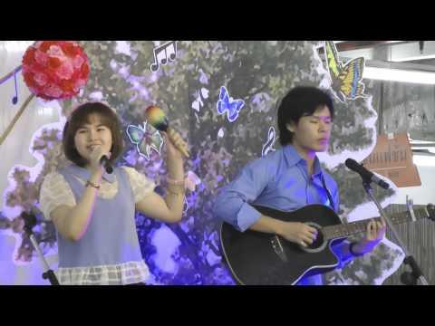 La Seine [English Version] @Pantip Music Acoustic Awards 2012 (HD) Thai MIni Concert