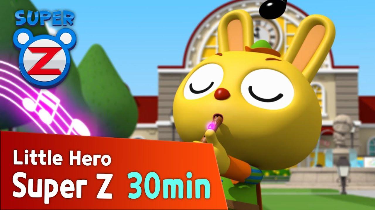 [Super Z] Little Hero Super Z Episode l Funny episode 71 l 30min Play