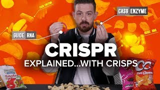 CRISPR gene editing explained -- with snacks!