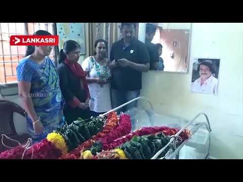 Singer Ceylon Manohar Passed Away