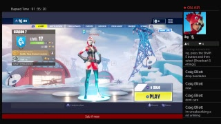 Fortnite season 7 xmas skins out OMG