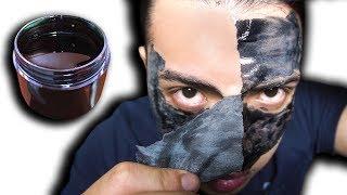 NTN - Thử Bôi Gel Siêu Dính Lên Trên Mặt Và Cái Kết ( Glue Stick On Face )
