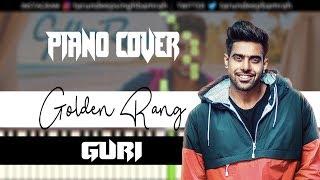 Golden Rang (Piano Cover) | Guri | Free MIDI and Audio file