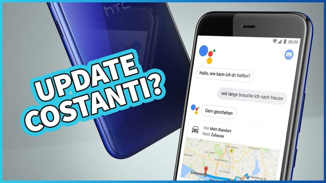 Quale android scegliere per aggiornamenti costanti youtube for Quale smartphone scegliere