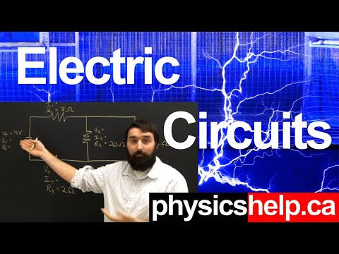 How to Draw Simple Electric Circuits Lesson thumbnail