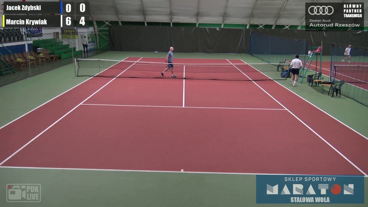Tenis Na żywo