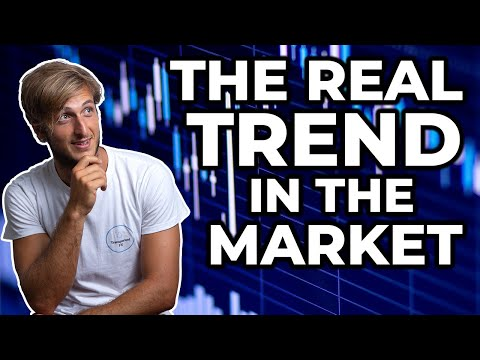 How to Identify The TREND In FOREX