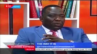 Ambrose Weda: President Uhuru Kenyatta