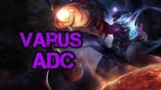 DARK STAR VARUS ADC - League of Legends
