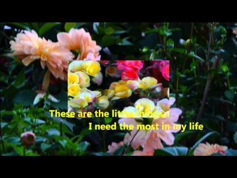 Buy Me A Rose + lyrics -  Kenny Rogers ft. Alison Krauss, 720P HD