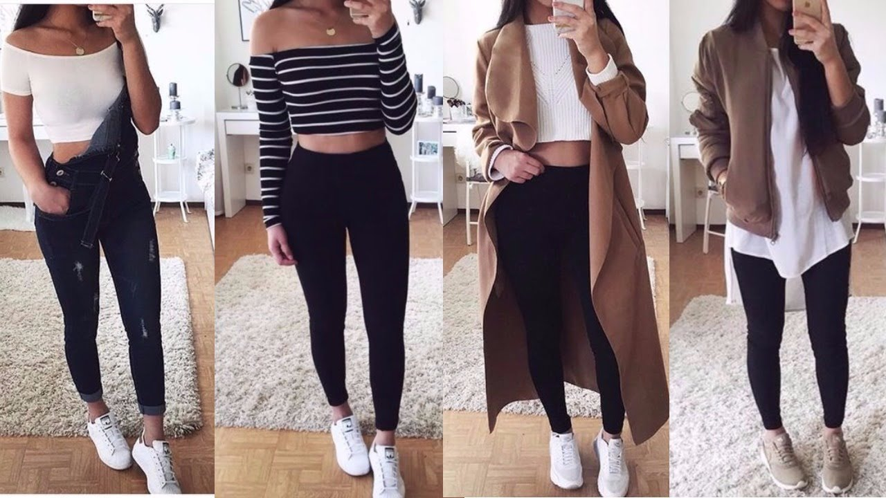 Outfit Ideas for Fall 2017
