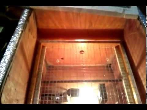 інкубатор своїми руками із холодильника