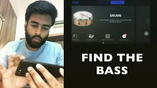 Dheeme Dheeme | Tony Kakkar | Music Breakdown on iPhone GaragreBand