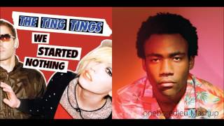 That's Not My Sweatpants - The Ting Tings vs. Childish Gambino feat. Problem (Mashup)