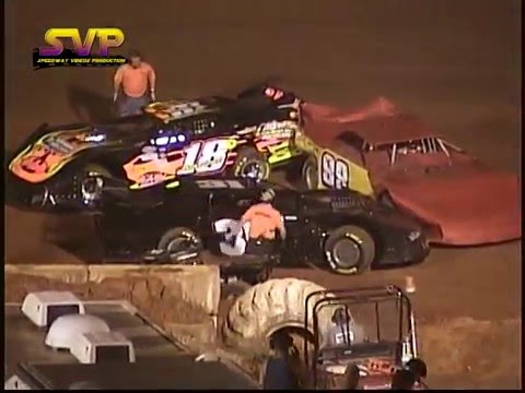 A Look Back: Volunteer Speedway Fastrak Racing Series July 1 , 2005