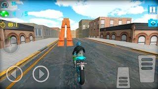 Tricky Bike Stunt Rider DX - Bike Stunt Rider games - Gameplay Android game screenshot 5
