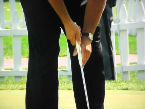 Phil Mickelson New Claw Putting Grip Routine Youtube