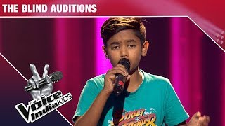 Bunty Performs On Meri Zindagi Ek Pyaas | The Voice India Kids | Episode 5