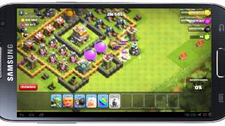 Clash of Clans #48 - Gold ya / Let's Play Clash of Clans / Android_iOS