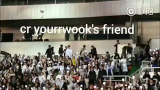 181014 Donghae & Eunhyuk♡H.O.T Concert