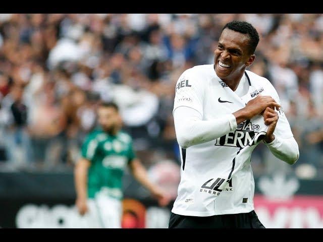 Gol de Jô - Corinthians 3 x 2 Palmeiras - Narração de Nilson César