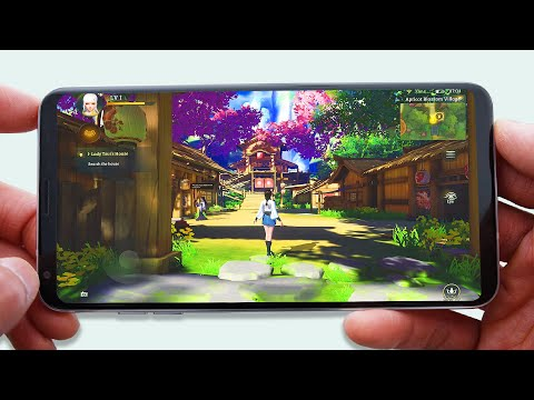 Top 10 Best MMORPG Games On IOS And Android 2020 - PART 1