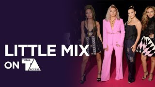 Little Mix told Elliot Holman all about their new single 'Woman Lik...
