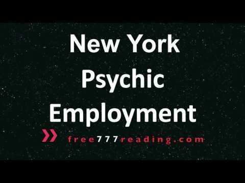 New York Psychic employment @ free777reading.com
