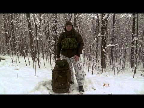 Зимний маскировочный халат Bear Force