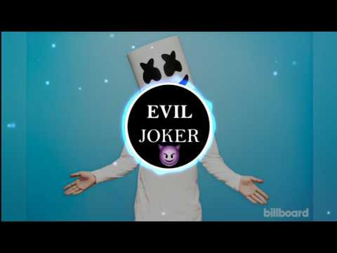 Set Me Free vs The Champagne Bop (Marshmello Mashup) (EVIL JOKER Remake)