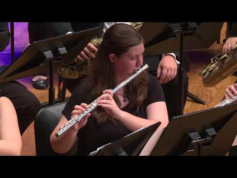 IPFW Department of Music - Symphonic Band & Symphonic Wind Ensemble - 10/05/17