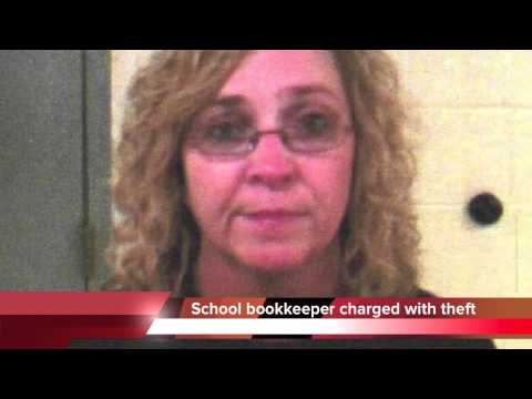 Whitwell High School bookkeeper Lois Vandergriff charged with theft