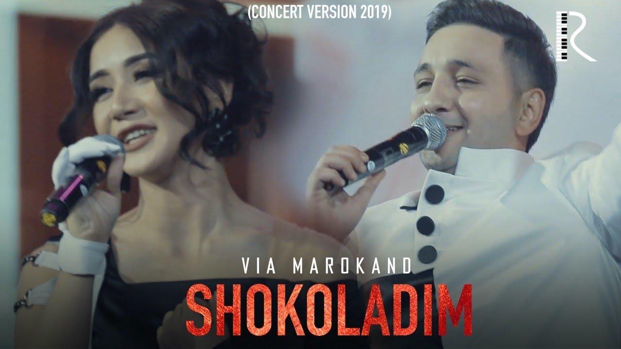 VIA Marokand — Shokoladim | ВИА Мароканд — Шоколадим (concert version 2019)