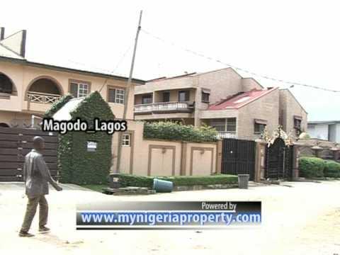 Magodo Property Lagos Nigeria