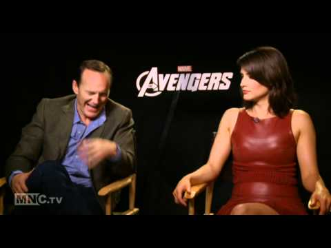 Movie Juice - The Avengers (2012) Clips and interviews