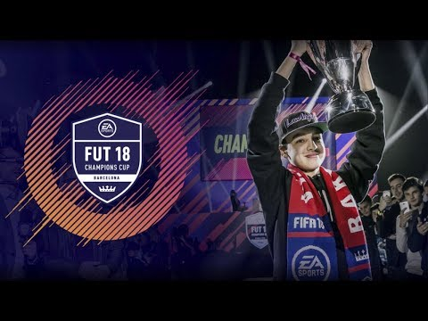 FIFA 18 FUT CHAMPIONS CUP BARCELONA GRAND FINALS HIGHLIGHTS RECAP