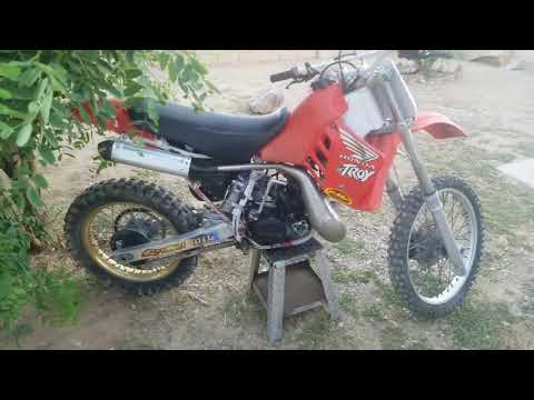 Common 1980s Cr Dirt Bike Problems (water Pump Issues)