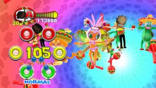 Samba De Amigo Wii Gameplay