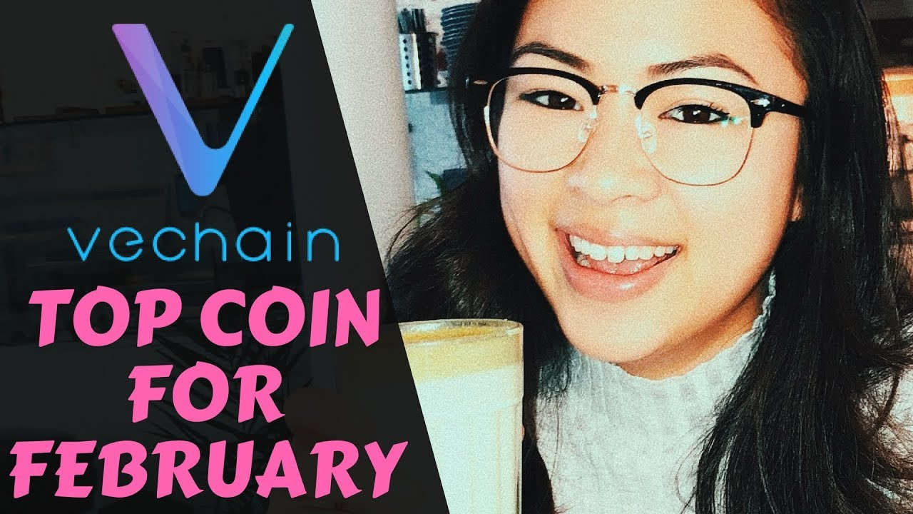 VeChain (VEN) Is The Next Top Coin | VeChain Cryptocurrency Review