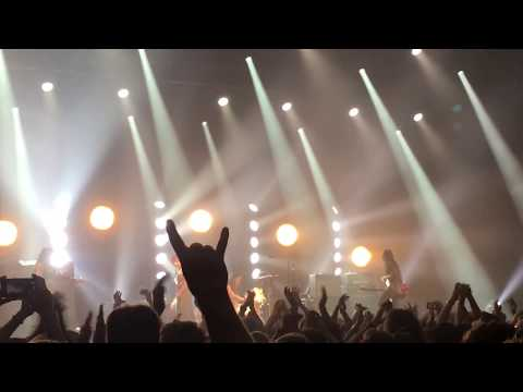 Greta Van Fleet - When The Curtain Falls (Stockholm 2018)