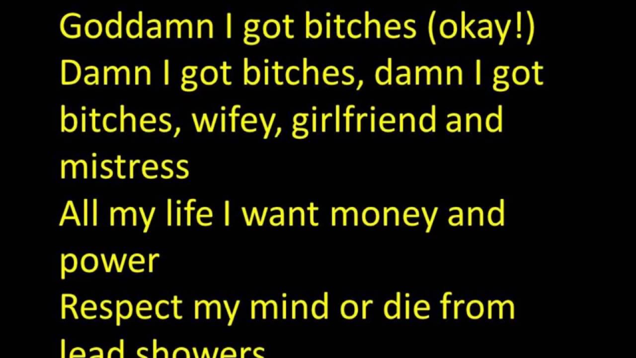 Kendrick Lamar Backseat Freestyle Lyrics
