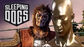 Sleeping Dogs (Best Outfit Compilation Incl. Slow Mo) 60FPS