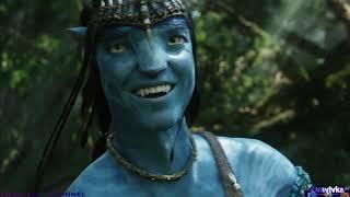 Торук Нападает на Джейка и Нейтири ... отрывок из фильма (Аватар/Avatar)2009